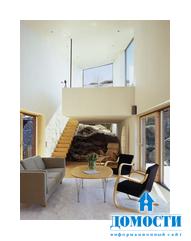 Проектирование загородных домов из натуральных материалов