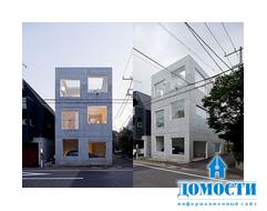 Минималистический «Дом Н»