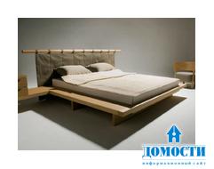 Дизайнерская мебель из массива – сочетание немецкого дизайна и японских традиций