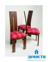 Мебель из твердых пород древесины – кухонный стул