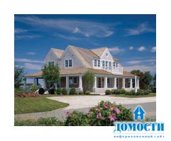 Классический дом: качественный дизайн, прекрасная архитектура и красивые виды