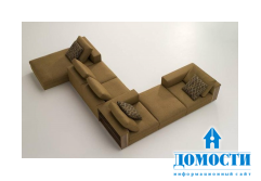 Подвижный диван