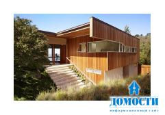 Цыганский дом на склоне горы