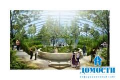 Физалия: огромный сад-амфибия