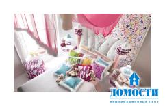 Сказочная спальня для девочки