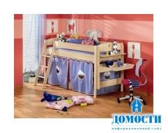 Забавные кровати для детских