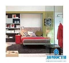 Кровать и стол – 2 в 1