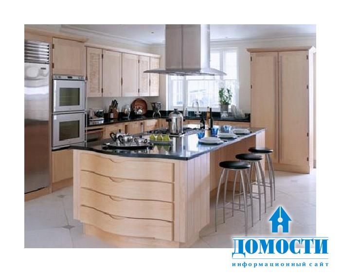 Идеи интерьеров для кухни мебель