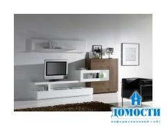 Идеи для современных гостиных