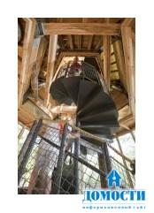 Дизайн деревянного дома – Шалаш на берегу озера