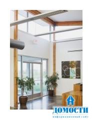 Пример экологичной архитектуры: офисное здание
