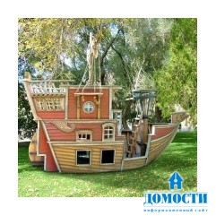 Игрушечный домик для мальчиков