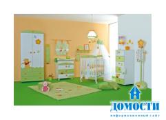 Спальни для самых маленьких