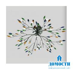 Современные светильники с кристаллами