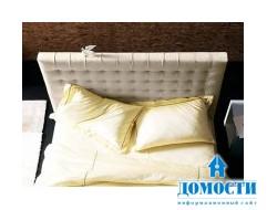 Дизайн кровати с нишей для хранения