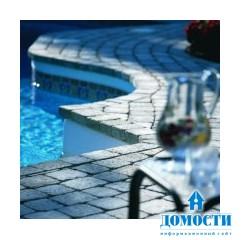 Дизайн обходных дорожек бассейна