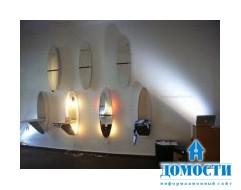 Мебель-трансформер: зеркало, гладильная доска и шкаф 3-в-1