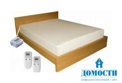 Самонагревающаяся кровать