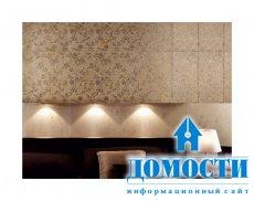 Декоративная мраморная плитка для стен