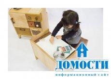 Инновационная детская мебель