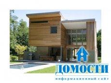 «Зеленый» дом