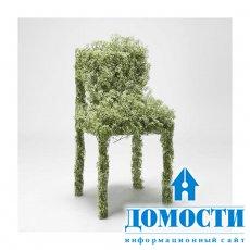 «Живая» мебель для улицы