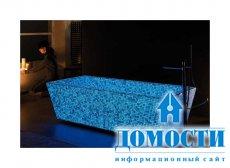 Светящаяся мозаичная плитка