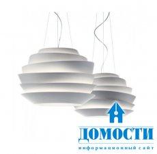 Современная лампа из поликарбоната
