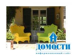Уличные стулья в стиле барокко