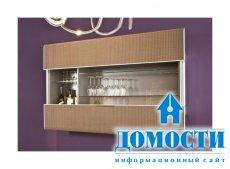 Современный настенный шкаф