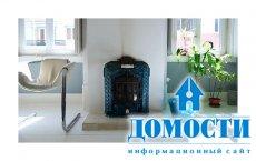 Сочетание старины и современности в квартире