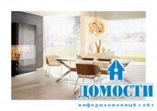 Дизайн столовых комнат