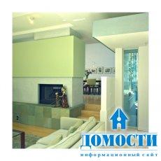 Простой дом в стиле минимализм
