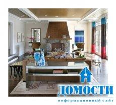 Вдохновляющий и интригующий дизайн интерьера