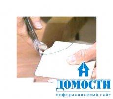 Замена сломанной керамической плитки
