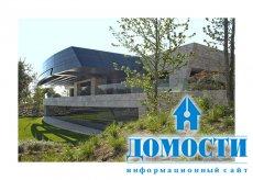 Современный дом в стиле Дзен