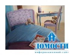 Удобная мебель для маленьких принцесс