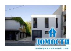Современный компактный дом