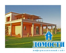 Дом в стиле индийского Ар Деко