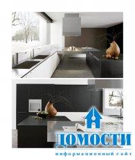 Зеленая крыша над головой Современная кухня: простая и модная