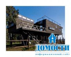 Шедевр чилийских архитекторов