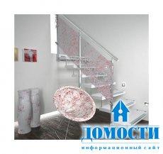 Дизайн лестниц для модного дома
