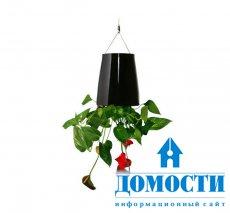 Переворот в производстве цветочных горшков