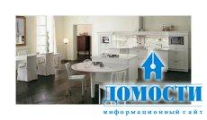 Уютные кухни в классическом дизайне