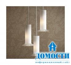 Светящиеся подвесные колонны