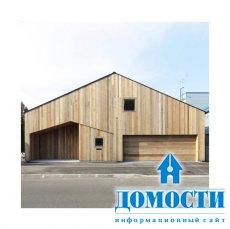Русская матрешка в японской архитектуре
