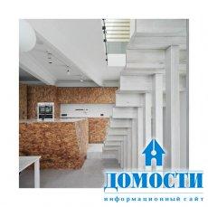 Современная квартира с восточными элементами