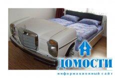 Автомобильная кровать