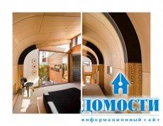 Легкий дом с зелеными технологиями