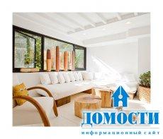 Винтажный интерьер городского дома